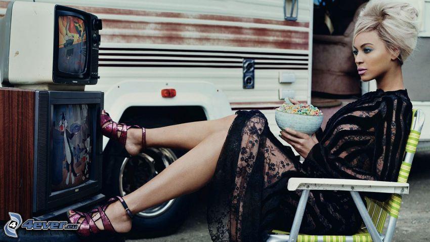 Beyoncé Knowles, TV