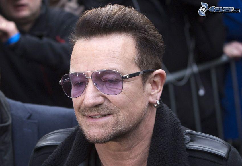 Bono Vox, solglasögon