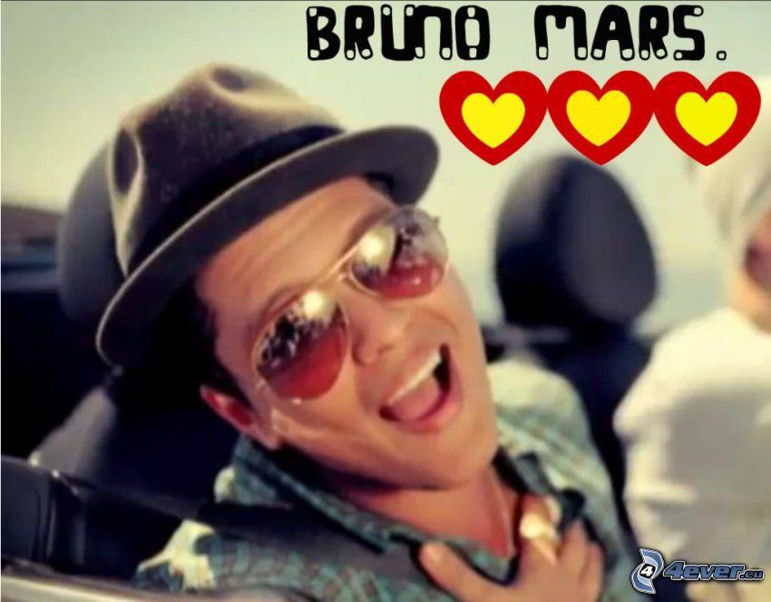 Bruno Mars, hjärtan