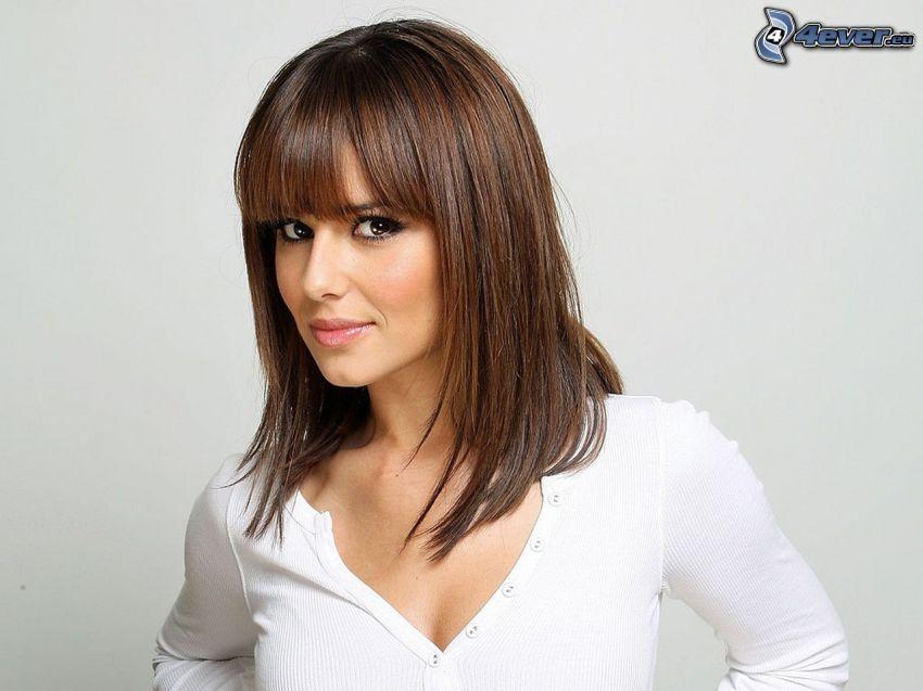 Cheryl Cole, brunett