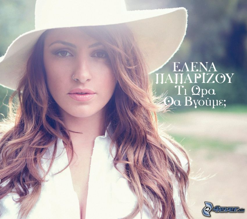 Helena Paparizou, hatt