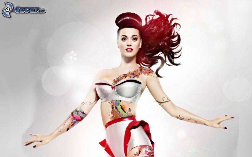 Katy Perry, digital konst