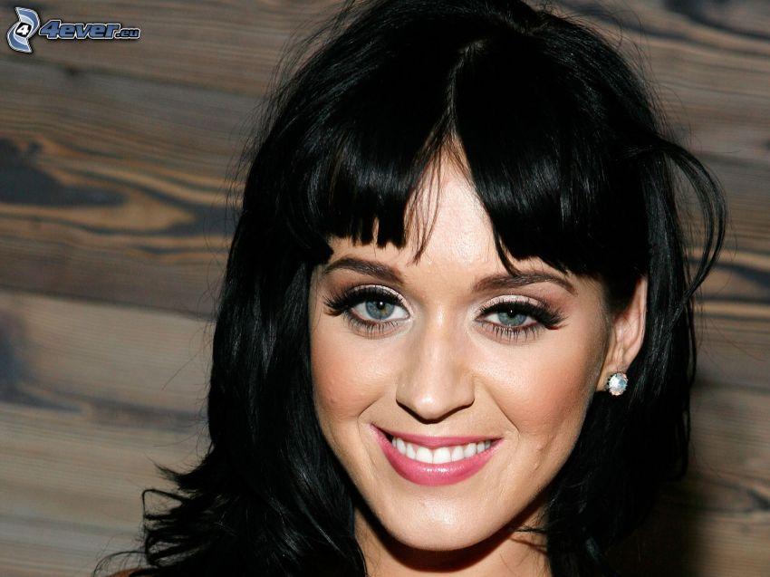 Katy Perry, leende