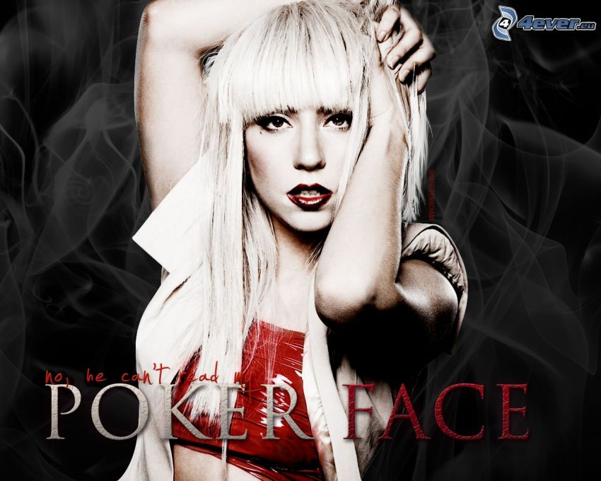 Lady Gaga, Poker Face