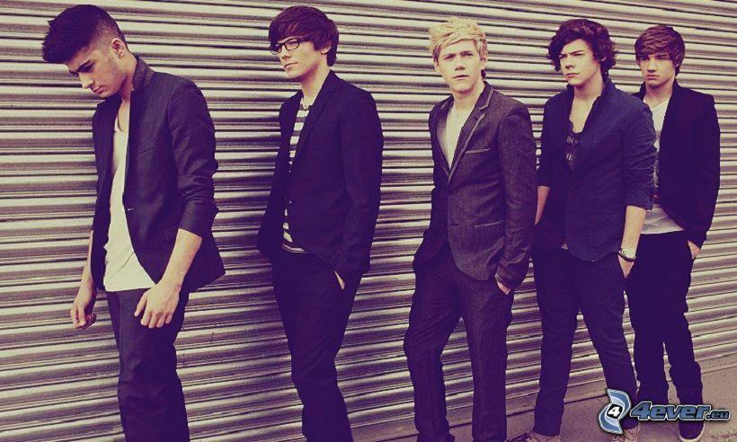 One Direction, Louis Tomlinson, Liam Payne, Niall Horan, Harry Styles, Zayn Malik