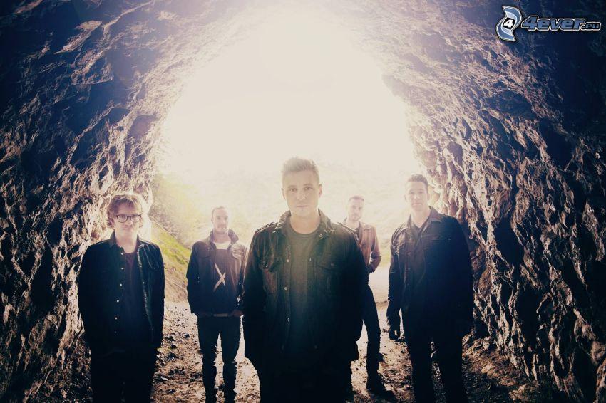 OneRepublic, grotta