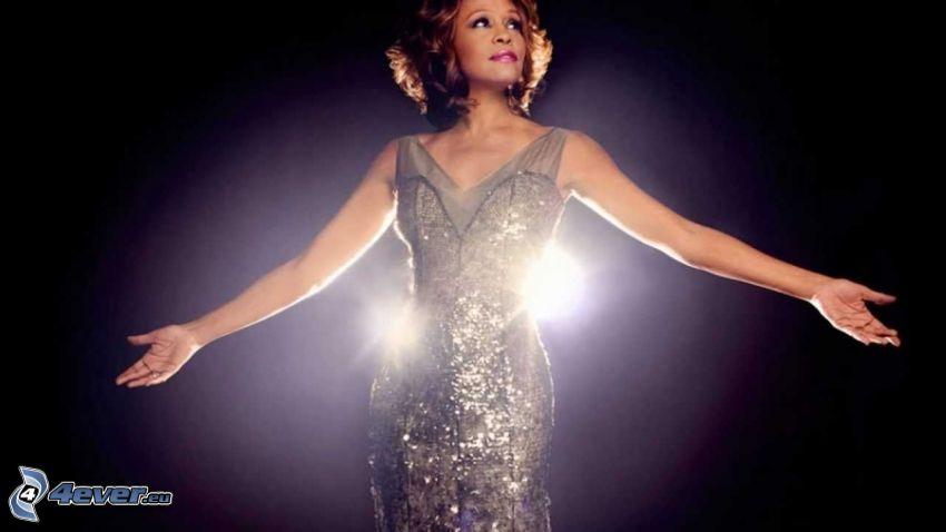 Whitney Houston, ljus