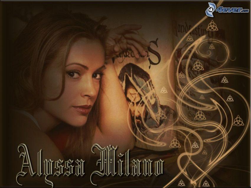 Alyssa Milano, ornament
