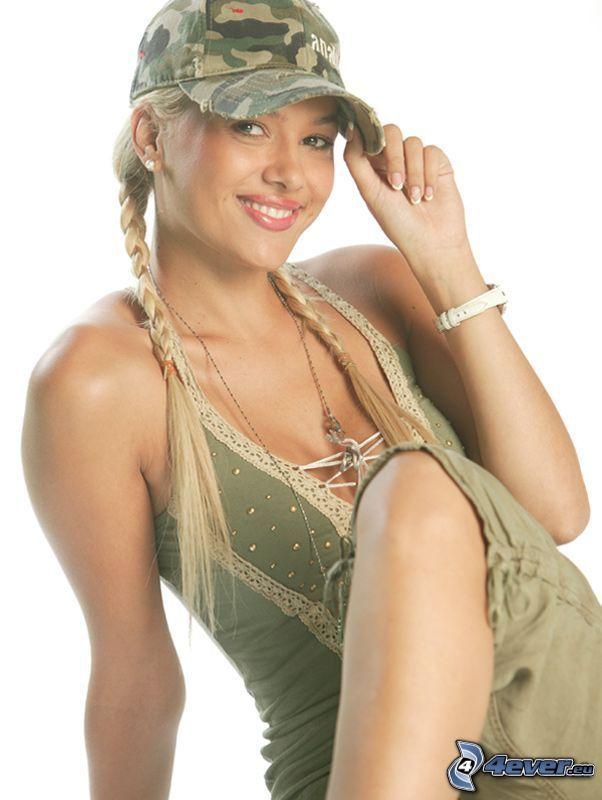 blondin, keps