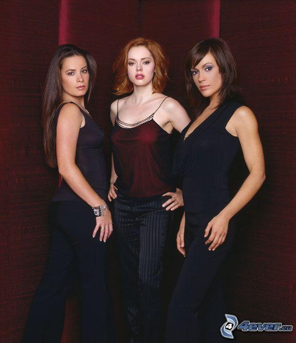 Charmed, Piper, Pheobe