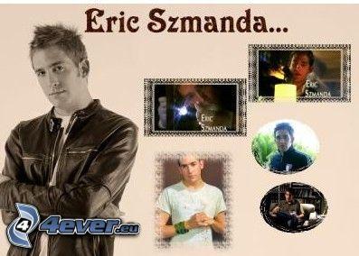 Eric Szmanda, Greg Sanders