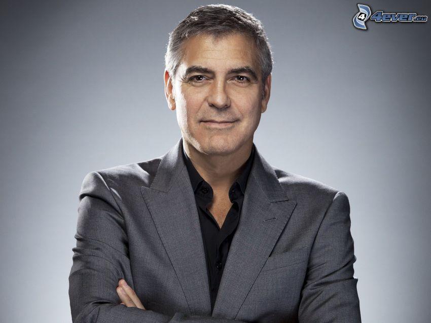 George Clooney, kavaj