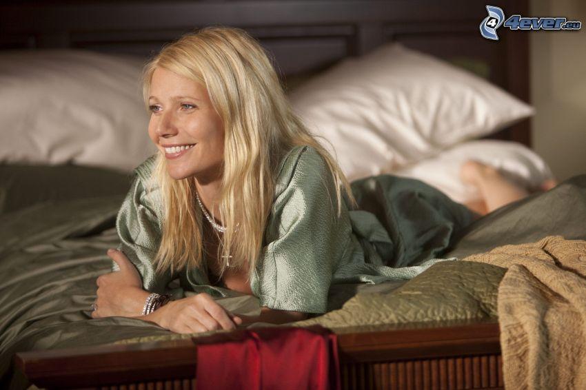 Gwyneth Paltrow, säng