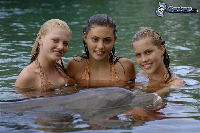H2O - Just Add Water, Rikki, Cleo, Emma