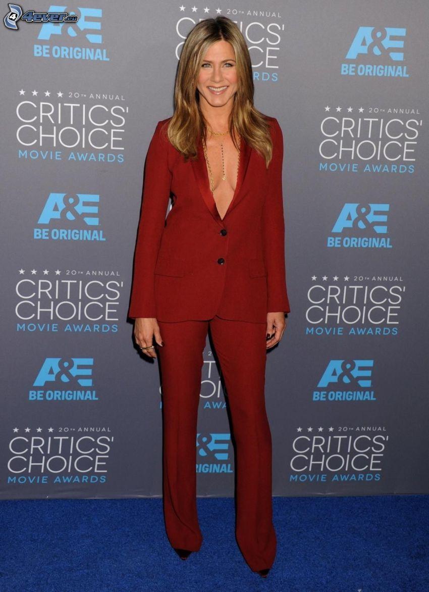 Jennifer Aniston, kostym