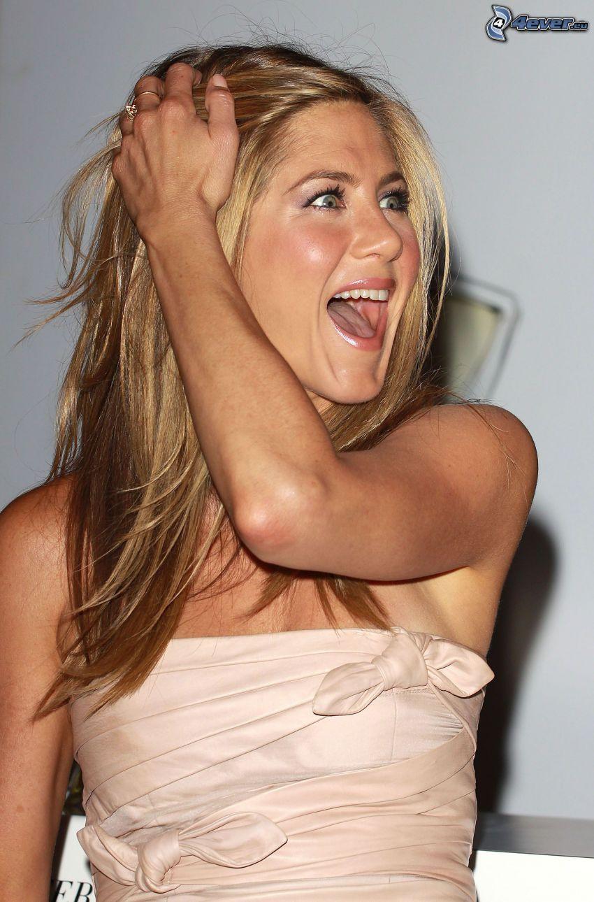 Jennifer Aniston, överraskning