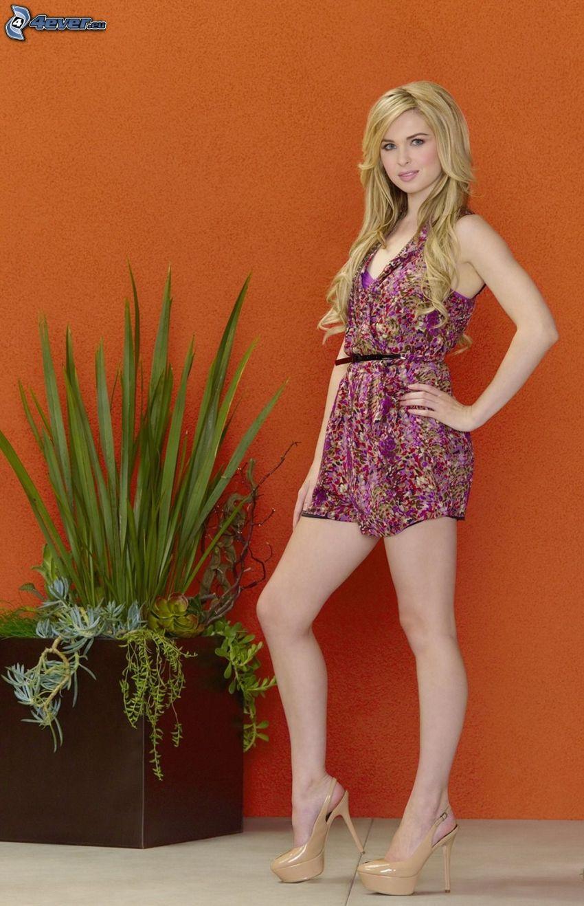 Kirsten Prout, blomma