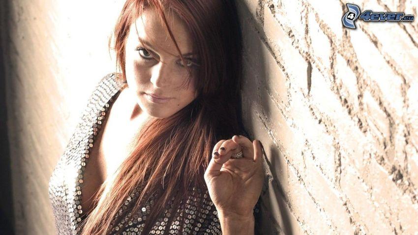Lindsay Lohan, tegelvägg