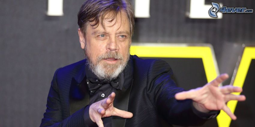 Mark Hamill, gest