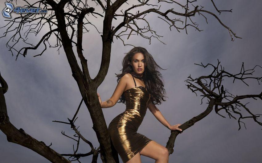 Megan Fox, uttorkade träd