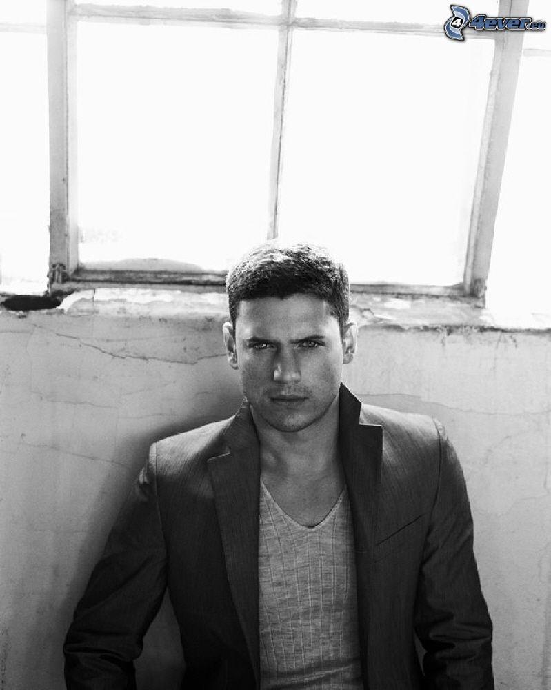 Michael Scofield, Wentworth Miller, Prison Break, skådespelare, TV-serie