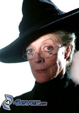Minerva McGonagall, Harry Potter