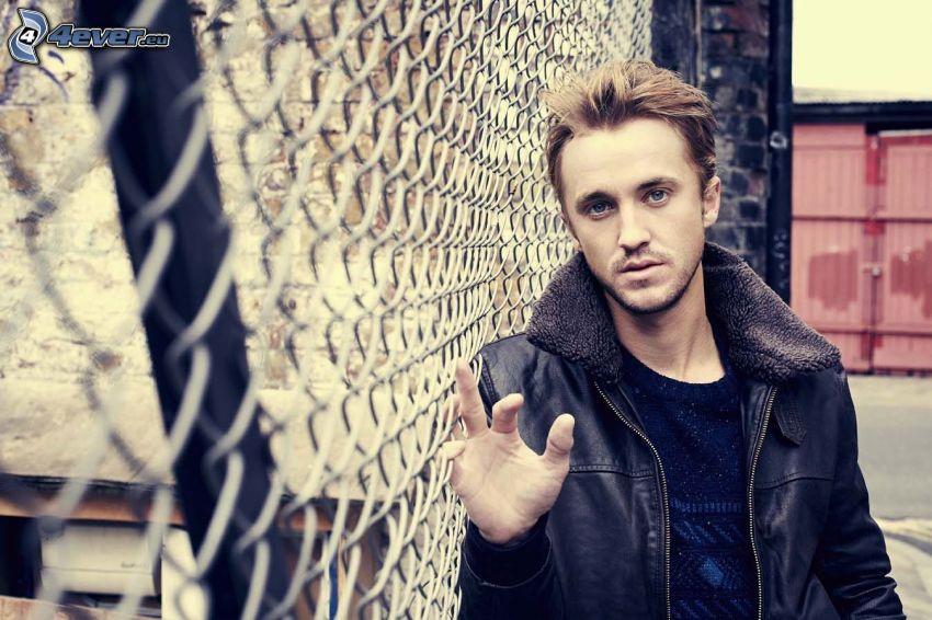 Tom Felton, staket