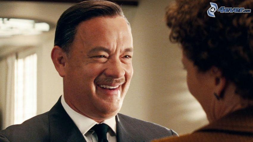 Tom Hanks, skratt