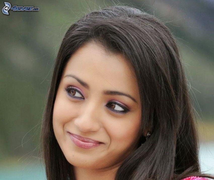 Trisha Krishnan, blick