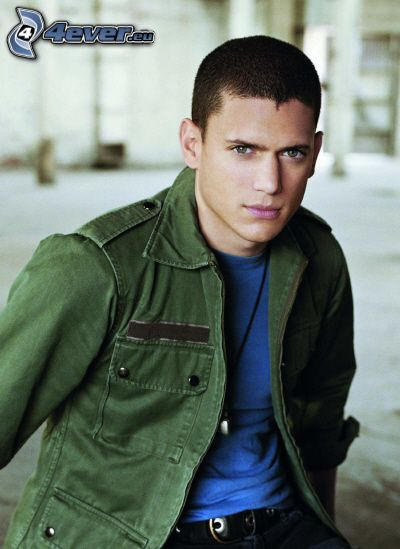 Wentworth Miller, Michael Scofield, Prison Break