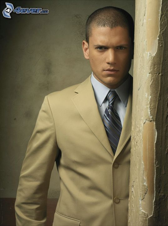 Wentworth Miller, Michael Scofield, Prison Break