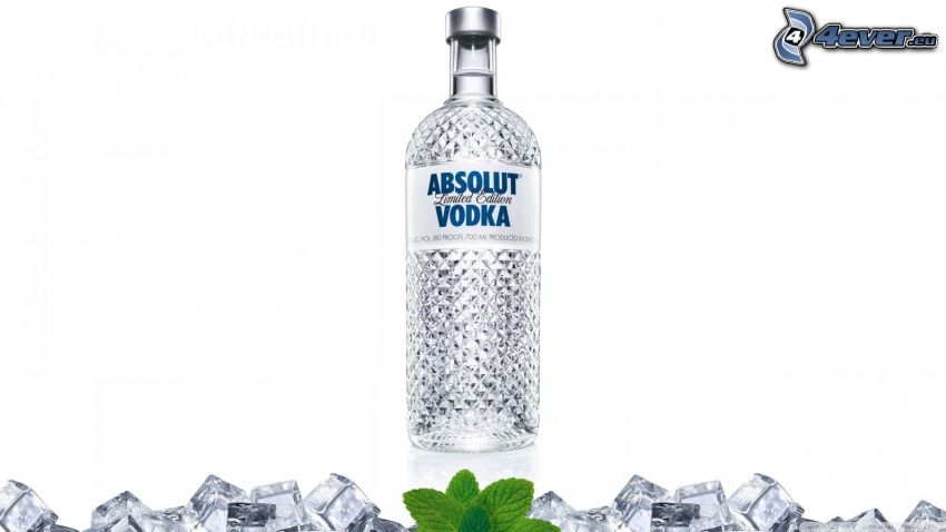 Absolut Vodka, isbitar