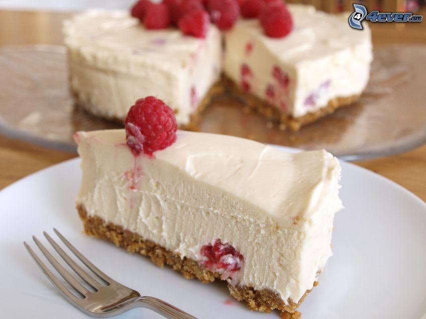 cheesecake, hallon