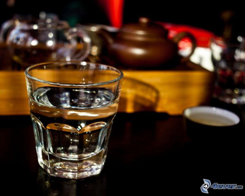 drinkar, tekanna