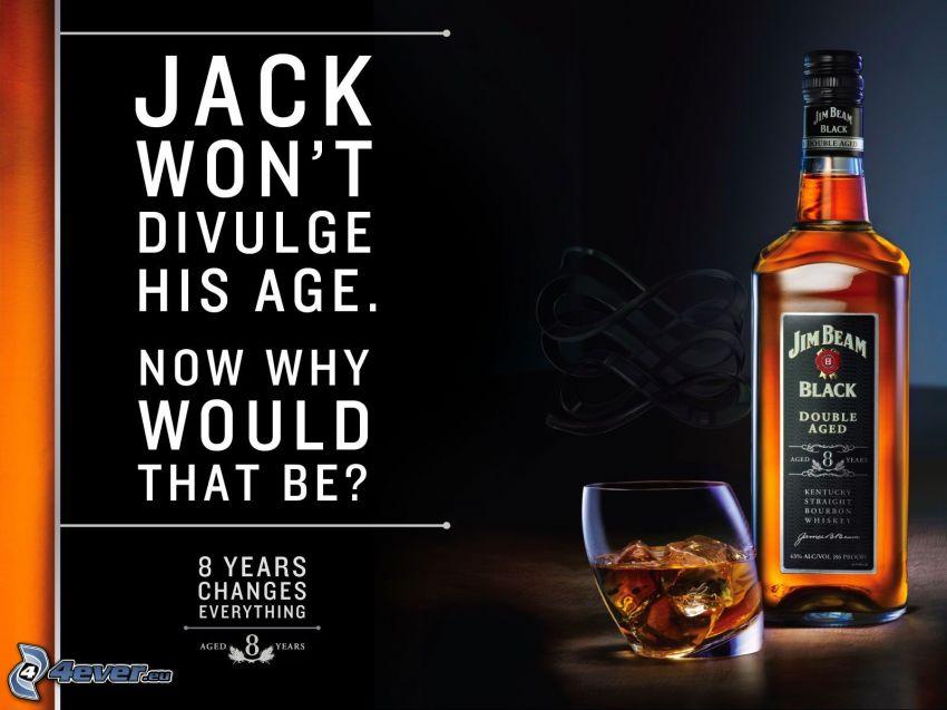 Jack Daniel's, whisky