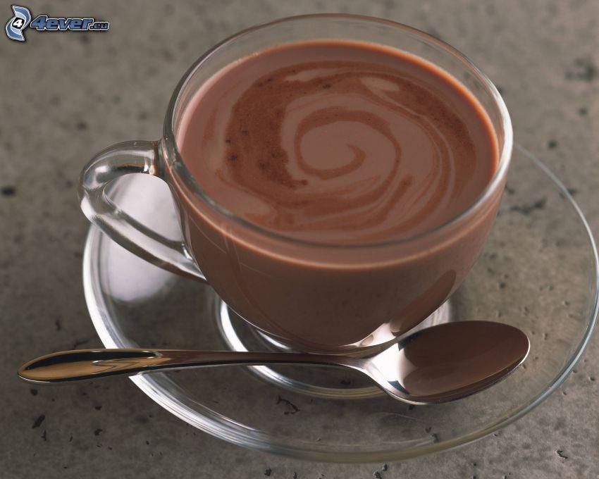 pudding, kopp