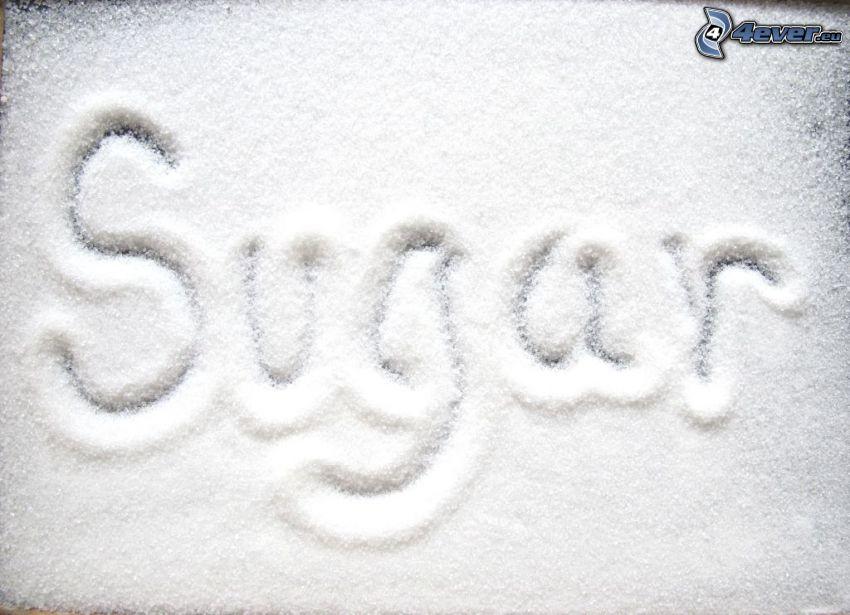 sugar, socker