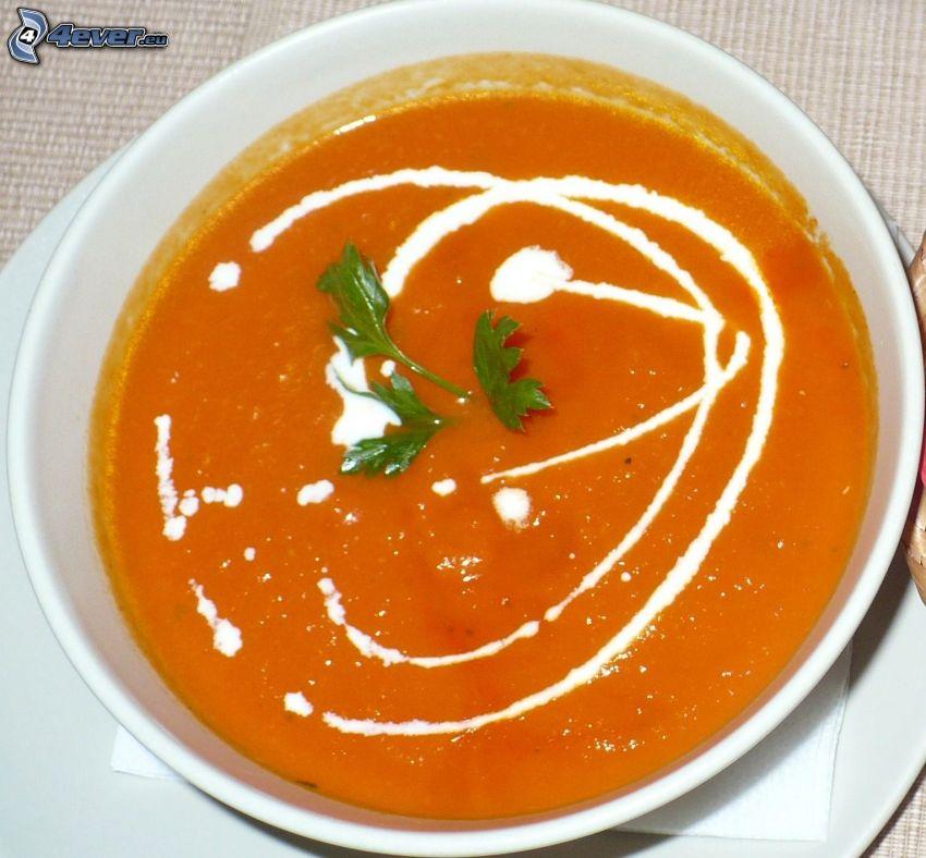 tomatsoppa