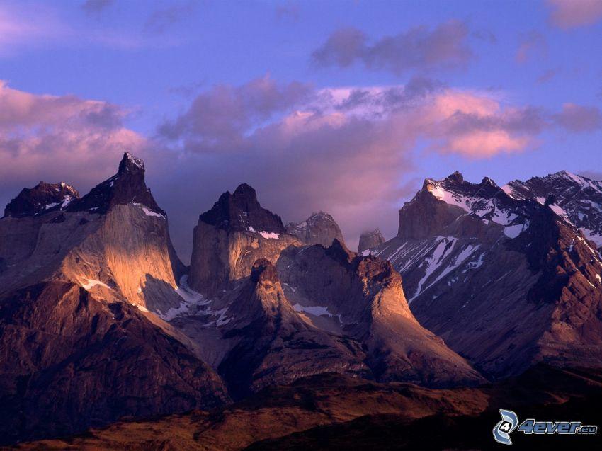 kullar, klippor