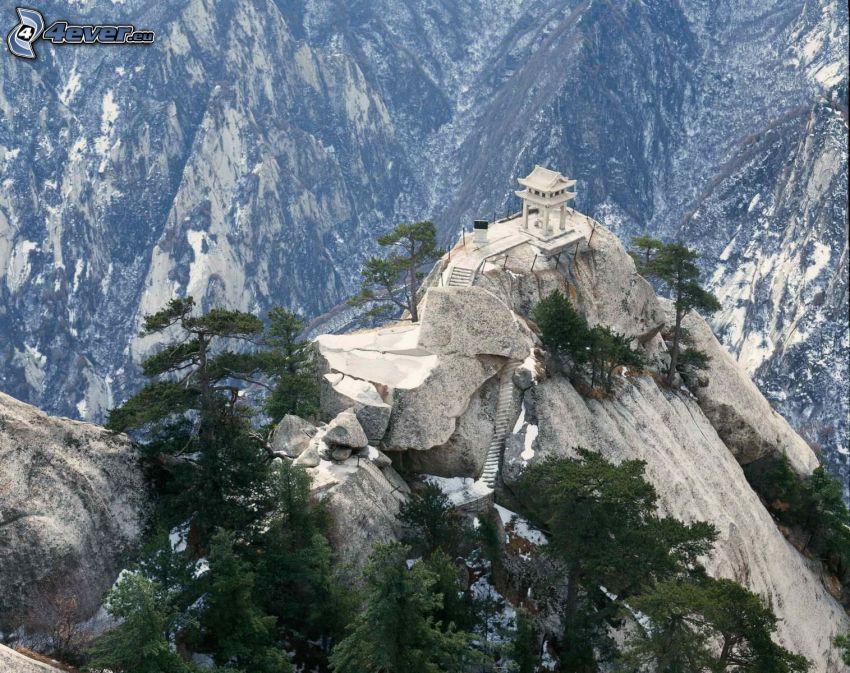 Mount Huang, utsikt