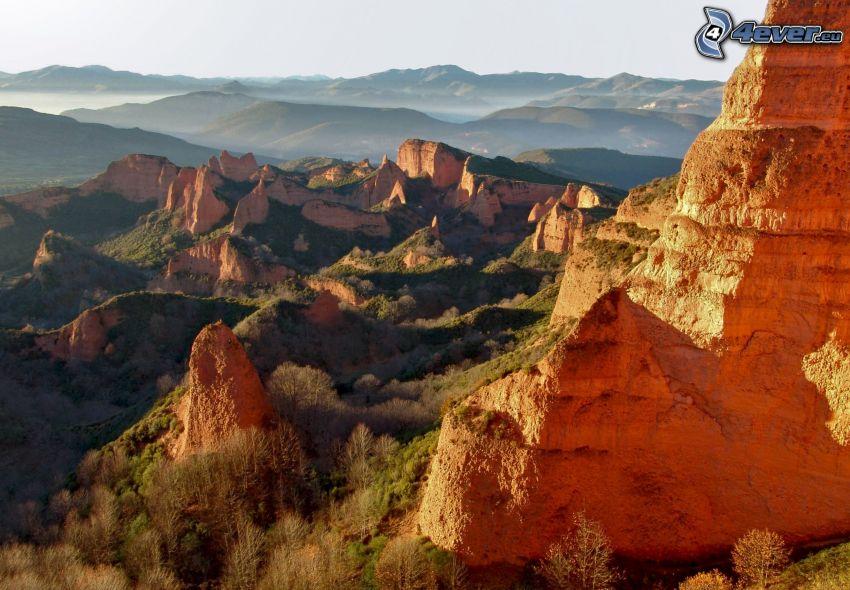 natur, kullar