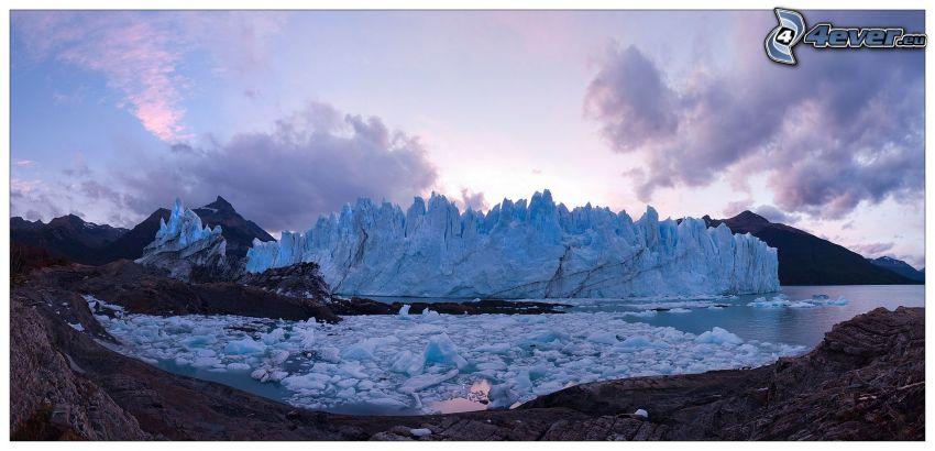 glaciär