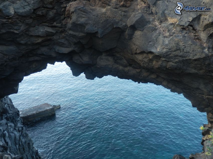 hav, klippgränd