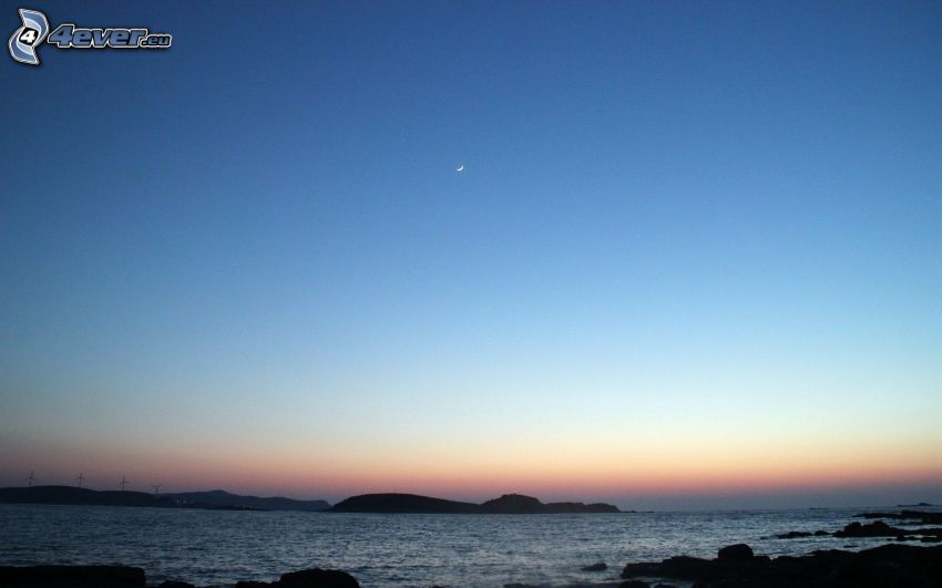 hav, öar