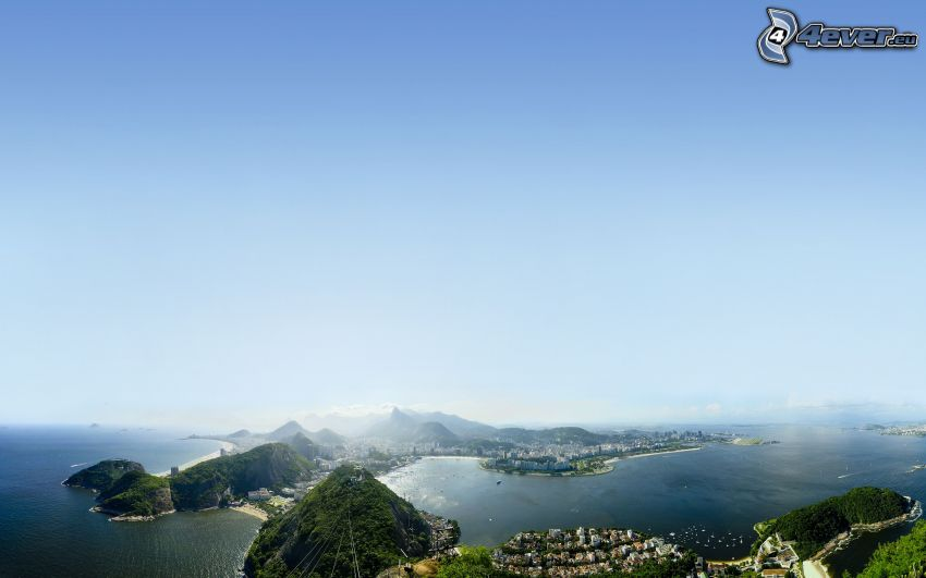 Rio De Janeiro, öar