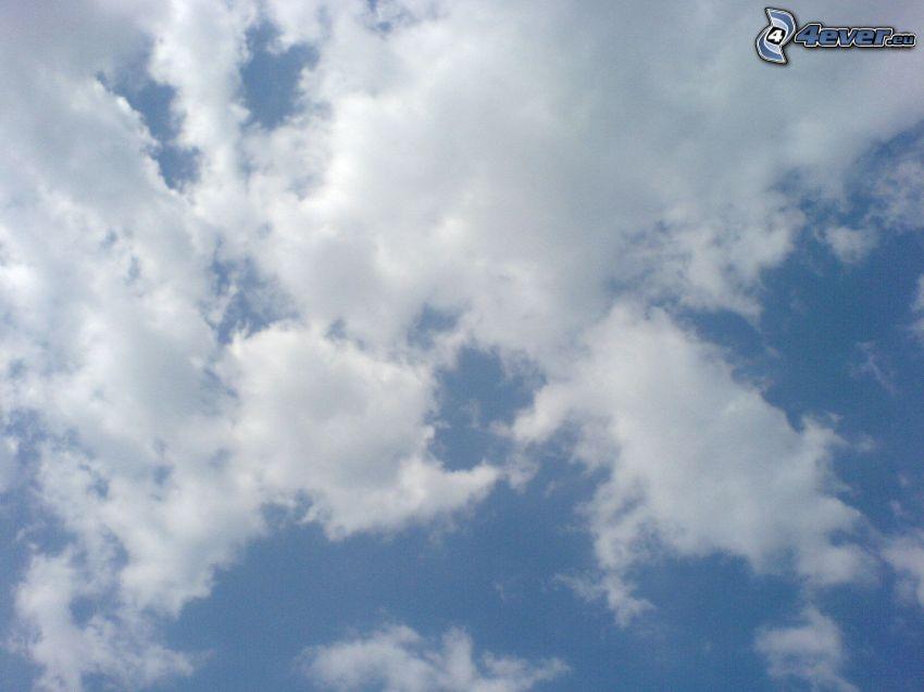 himmel, moln