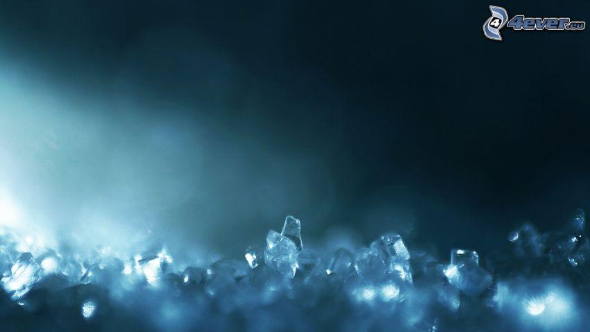 kristall, makro