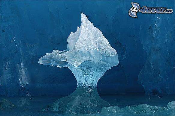 glaciär, Grönland