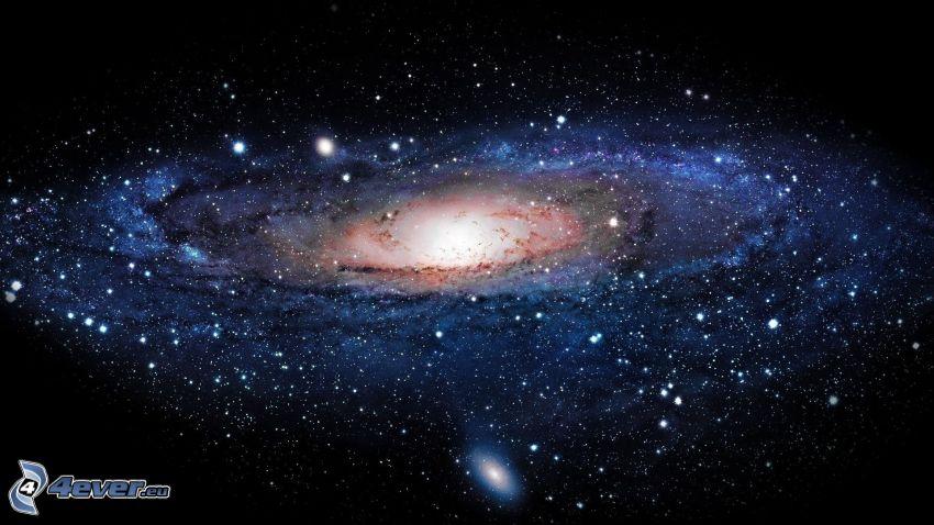 Andromeda, galax
