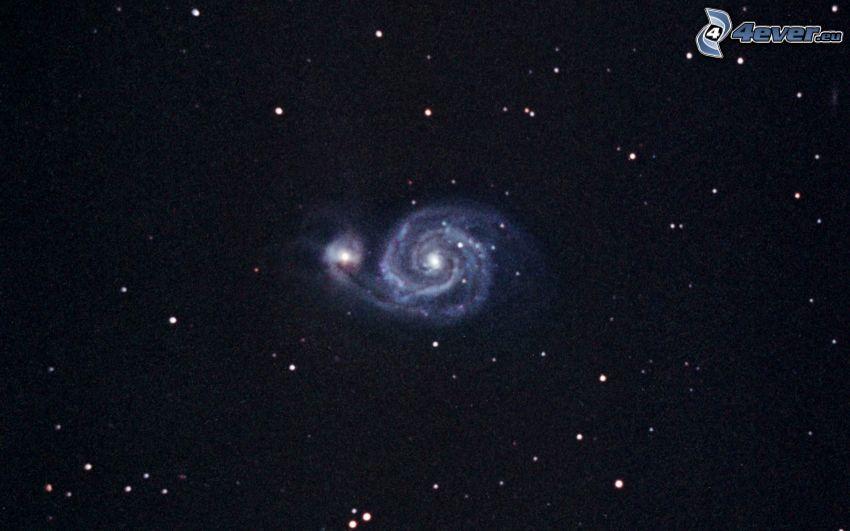 galax, stjärnor